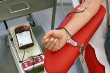 اهدای خون مستمر در قم 60 درصد افزایش یافت