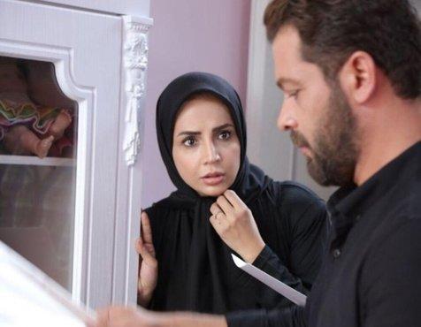 شبنم قلیخانی و پژمان بازغی در یک سریال جدید/ عکس