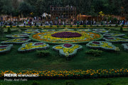 نمایشگاه ملی گل و گیاه در بابل گشایش یافت