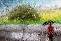 ورود موج جدید بارشی به آسمان کردستان بارش ها تا یکشنبه ادامه دارد