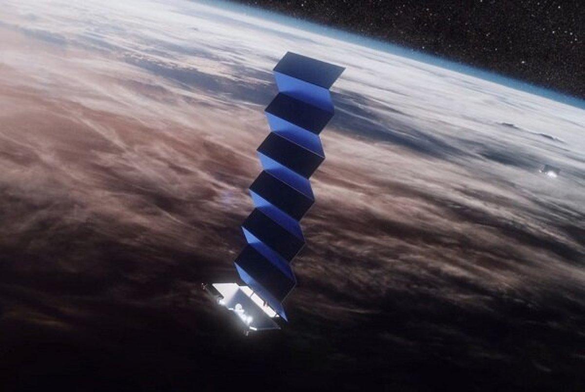 اینترنت ماهواره ای «استار لینک» بیش از ۶۹ هزار کاربر فعال دارد