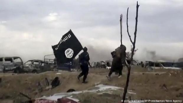 ظهور دوباره داعش در سایه شیوع کرونا