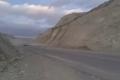 ریزش کوه در زلزله 5.8 ریشتری دیروز منطقه قطور آذربایجان غربی
