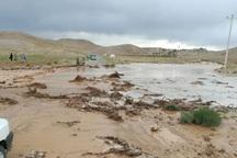 امدادرسانی به 134 نفر گرفتار در سیلاب خراسان جنوبی