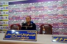 مربی تیم فوتبال نفت مسجد سلیمان: تیم ما تمام کننده ندارد