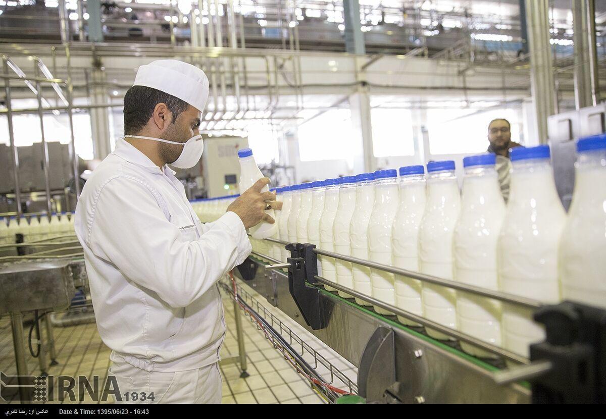 حمایت از صنعت شیر در برابر بحران کرونا