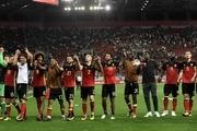 تیم ملی فوتبال بلژیک صعود کرد / فرانسه متوقف شد