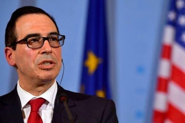 اظهارنظر وزیر خزانه داری آمریکا در مورد اعتبار 15 میلیارد دلاری فرانسه به ایران
