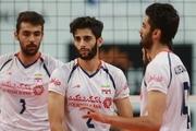 شفیعی و عبادیپور، امتیازآورترین بازیکنان زمین شدند