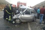 حادثه جادهای در ورامین دو کشته برجای گذاشت