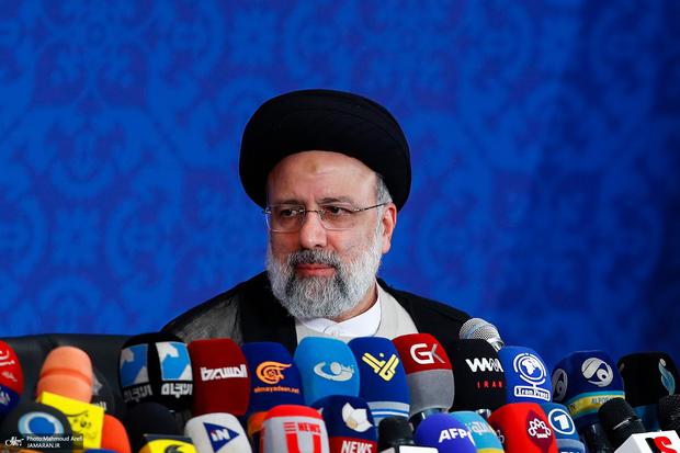 واکنش رسانه های خارجی به اولین نشست خبری ابراهیم رییسی رییس جمهور منتخب