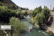 حقابه خمین از رودخانه قمرود تامین شد