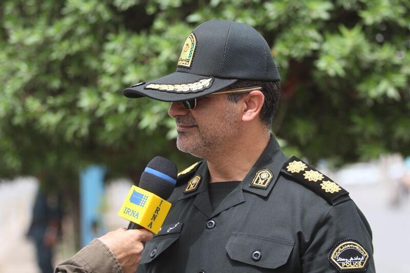 توضیحات فرمانده انتظامی اهواز در خصوص یک قتل