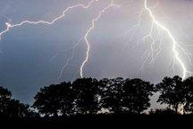 رگبار، رعد و برق و وزش باد پیش بینی هواشناسی خوزستان است