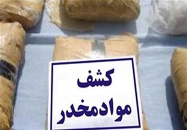 20 کیلوگرم مواد مخدر در چرداول کشف شد