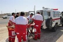 هلال احمر به افزون بر 74 هزار آسیب دیده خدمات رسانی کرد