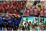 فوتبال اروپا در سیطره بیگانگان!