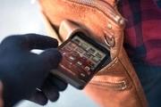 ویدئو/ لحظه قاپیدن گوشی توسط سارق موتورسوار در مشهد