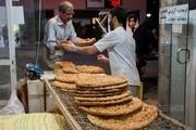 تعدادی از نانوایی ها به دلیل کمبود آرد تعطیل شدند