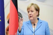 صدراعظم آلمان خواستار توقف فوری حمله ترکیه به سوریه شد