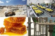 صادرات خوشه های صنعتی آذربایجان غربی به 4.2 میلیون دلار رسید