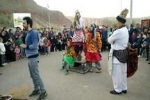 10 نمایش خیابانی در سیستان و بلوچستان در حال اجراست