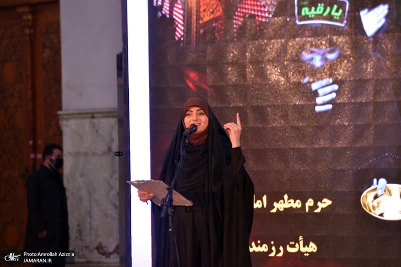 همایش سه ساله های حسینی در حرم امام خمینی(س)