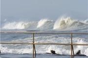 خلیجفارس مواج و متلاطم میشود