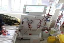 تجهیز بیمارستان امام خمینی (ره) مهاباد به پنج دستگاه دیالیز جدید