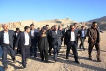 وزیر نیرو: ساخت سد نرگسی کازرون شتاب گیرد