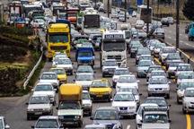 12.9 درصد ترافیک استان قزوین مربوط به وسایط نقلیه سنگین است