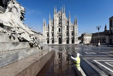 شمار قربانیان کرونا در ایتالیا از 13هزار و مبتلایان از 110هزار نفر عبور کرد