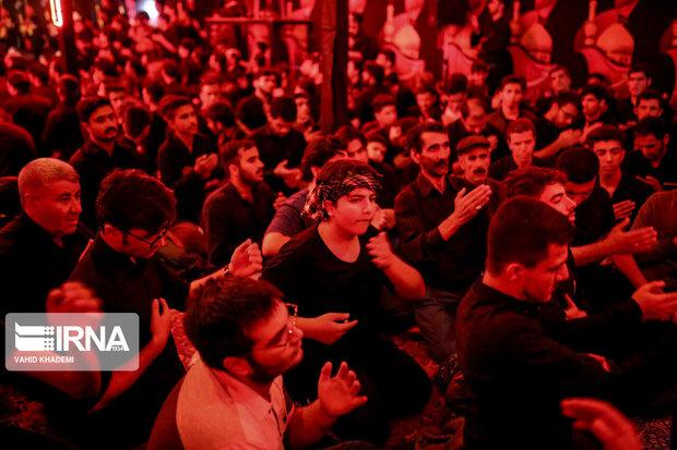 تجمع بزرگ حسینی امروز در ارومیه برگزار میشود