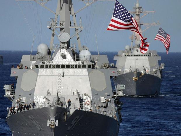 استراتژی آمریکا در صورت جنگ با روسیه و چین چیست؟