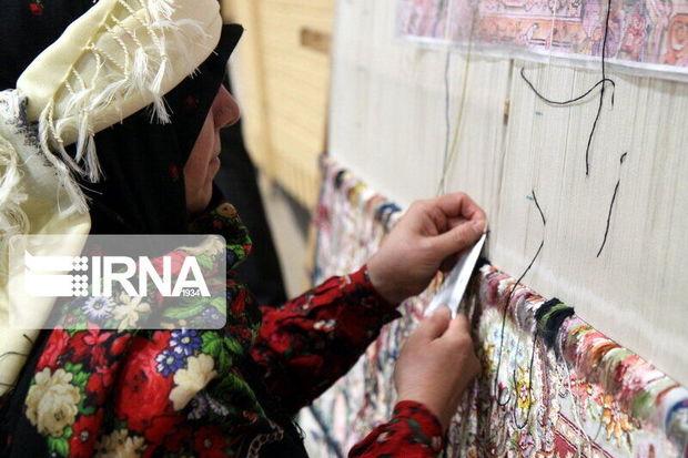 ۱۸ هزار صنعتگر در سامانه جامع صنایع دستی اردبیل ثبتنام کردند