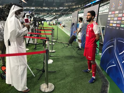 بشار رسن: سطح فوتبال باشگاهی ایران خیلی بالاست/ هماهنگی ما با وجود 5 بازیکن جدید، کار بزرگی بود