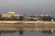 آژیر خطر سفارت آمریکا در بغداد اشتباها به صدا درآمد/ حمله رژیم صهیونیستی به غزه/ انفجار مین در مسیر کاروان ائتلاف آمریکایی در بابل عراق