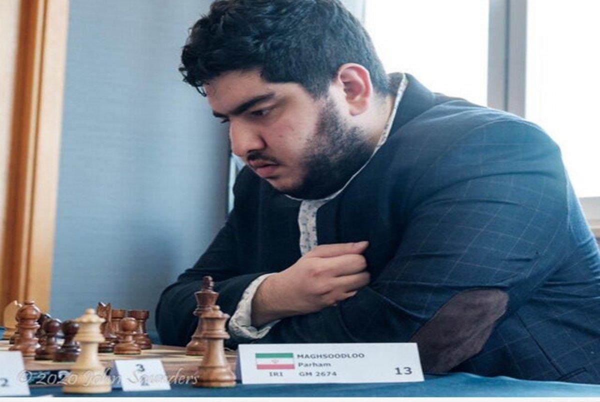صعود سه ایرانی به دور سوم و حذف ناباورانه مقصودلو مقابل شطرنجباز 56 ساله!