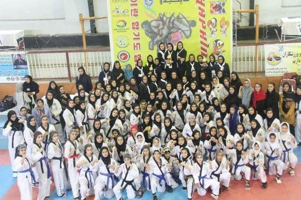 مسابقات هاپکیدو قهرمانی کشور در قزوین پایان یافت