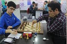 دور فینال مسابقات  قهرمانی مردان شطرنج کشور در بوشهر آغاز شد