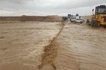 برخی منازل روستاییان سیستان و بلوچستان دچار آبگرفتگی شد