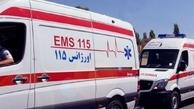 اعزام تیم های اورژانس به منطقه خان زنیان