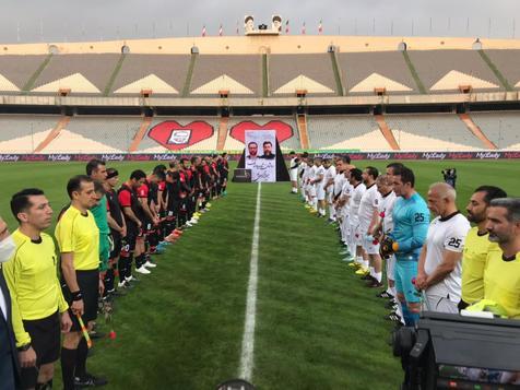 گل بهنام ابوالقاسم پور مقابل تیم منتخب 98 از روی نقطه پنالتی +ویدیو