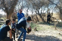 گردشگری خانواده، کودک و طبیعت در شهرستان دزقول برگزار شد