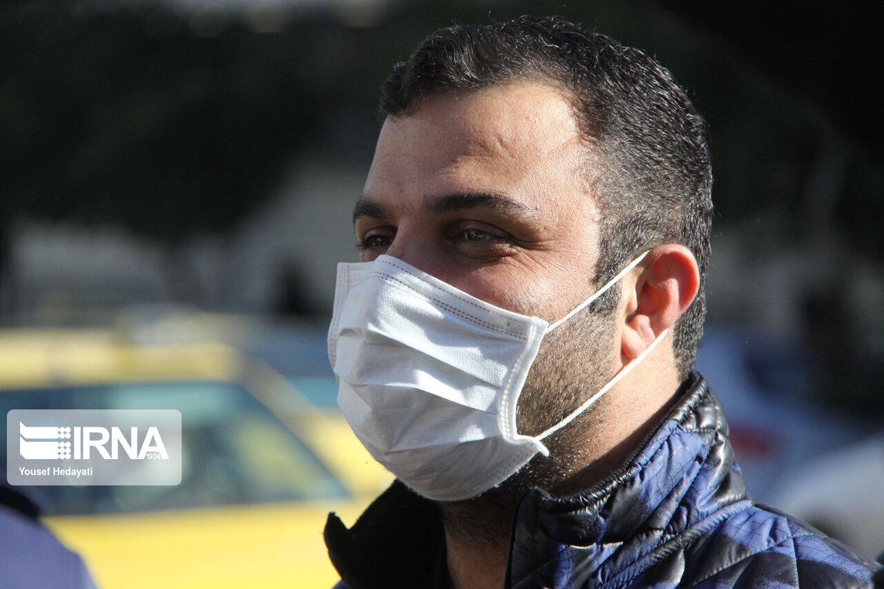 فرماندار: استفاده از ماسک در ادارات جیرفت اجباری است