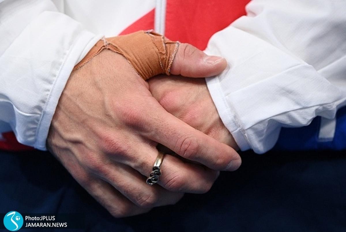 گزارش تصویری المپیک توکیو  حلقه
