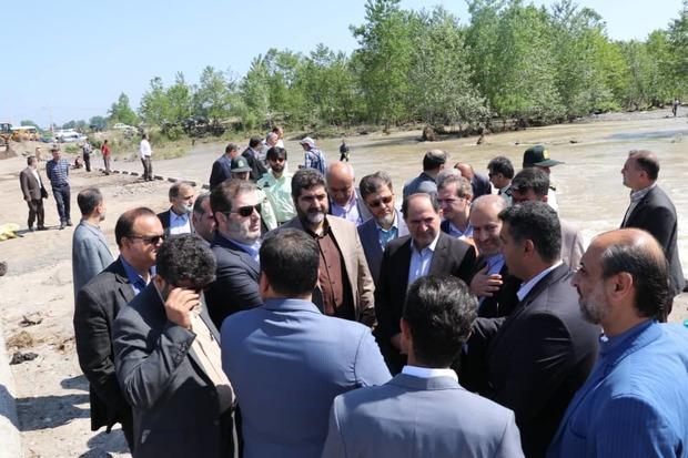 فرماندار رشت: بازدیدهای میدانی برای رفع مشکلات مردم انجام می شود