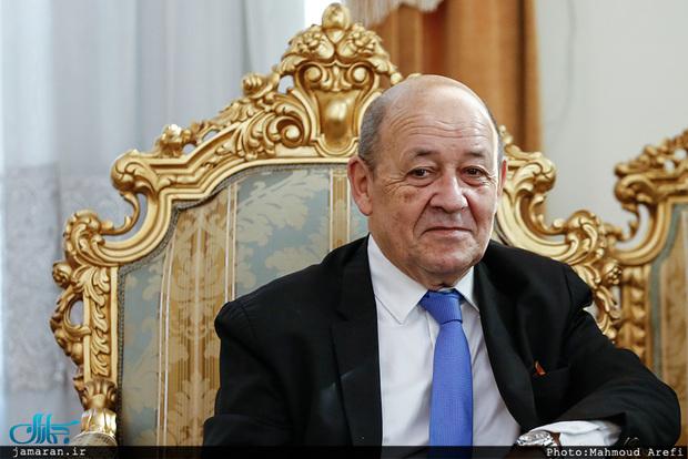ادعای جدید وزیر خارجه فرانسه در مورد برجام