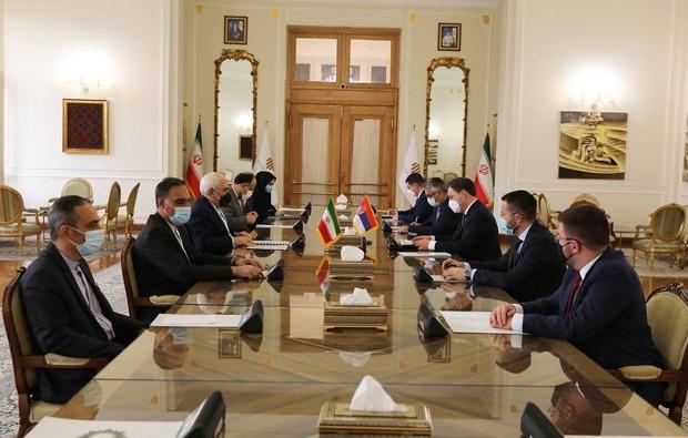 ایران با صربستان هم سند همکاری امضا کرد