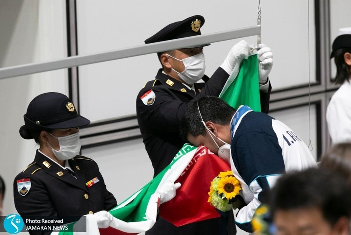 المپیک 2020 توکیو| واکنش ها به کسب مدال طلا و تاریخ سازی جواد فروغی+ عکس